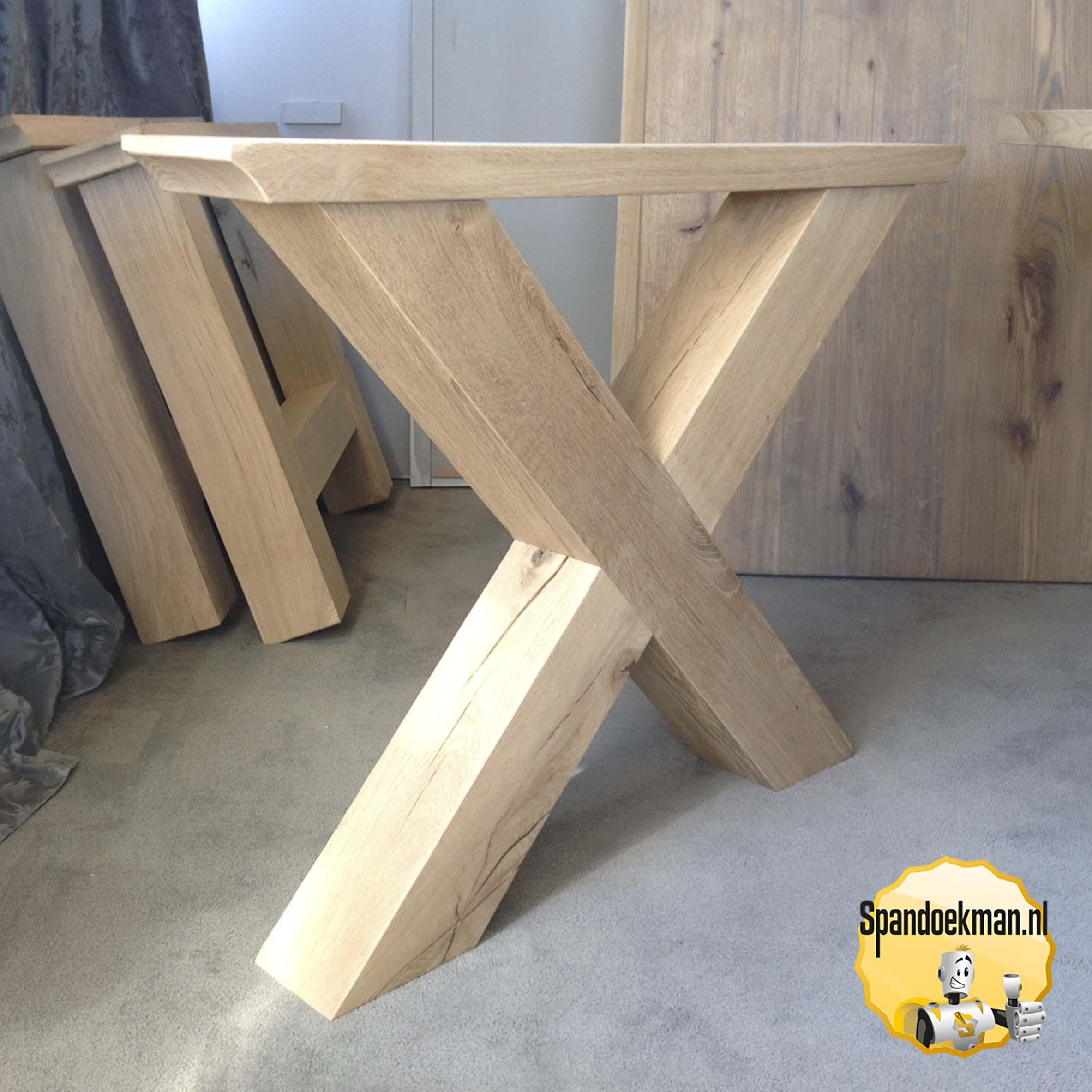 Geliefde houten frame voor canvas zelf maken pf 56 for Zelf meubels maken van hout